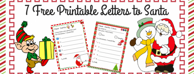 Read This To change The way you Santa Letters
